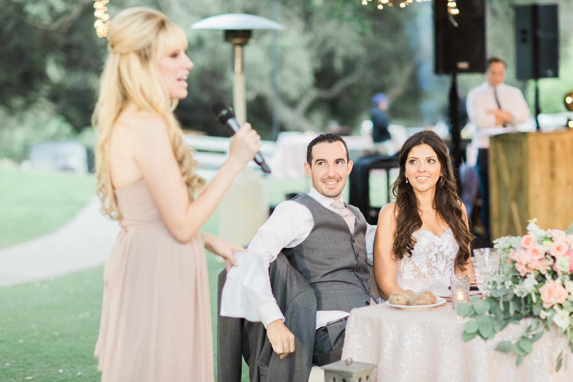 Wedding Toast Coaching